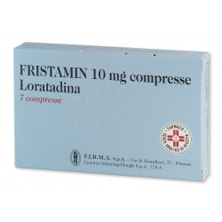 Fristamin*7 Compresse 10mg