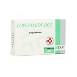 Loperamide Doc* 15 Compresse 2mg