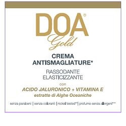 Doa Gold Crema Anti Smagliature 200 Ml