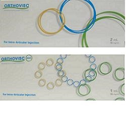 Orthovisc Siringa 2ml 15mg/Ml 3 Pezzi