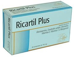 Ricartil Plus 40 Compresse