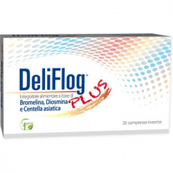 Deliflog Plus 20 Compresse