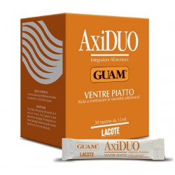 Guam Axduo Ventre Piatto 30 Bustine 12 Ml