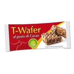 T-wafer Cacao 41,9g Tisanoreica