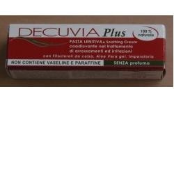 Decuvia Plus Pasta Lenitiva 40 Ml