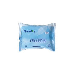 Novelty Family Salviette Multiusi 20 Salviette