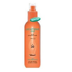 Lichtena Sole Spray Sfp20 200ml