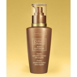 Incarose Maxi Bronze Drops 125ml