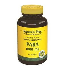 Nature's Plus Paba 60 Tavolette