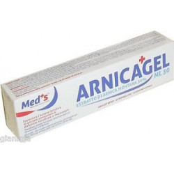Meds Arnica Gel 50ml