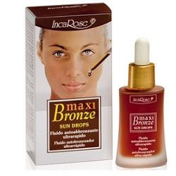 Incarose Maxi Bronze Sun Drops 30ml