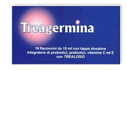 Treagermina 10 Fiale 10 Ml