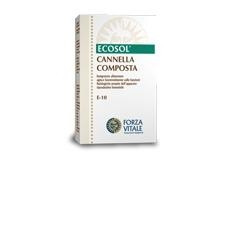 Ecosol Cannella Composta Gocce 10 Ml