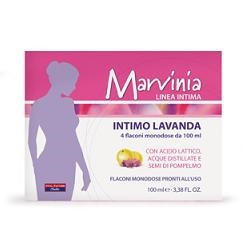 Marvinia Lavanda Vaginale 4 Flaconi 100ml