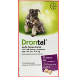 Drontal Multi Ar Carne 24 Compresse