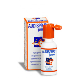 Diepharmex Audispray Junior spray per pulizia dell'orecchio 30 ml