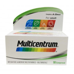Multicentrum 90 Compresse Per Adulti