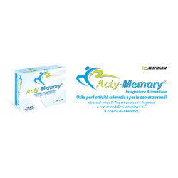 Acty Memory 20 Buste