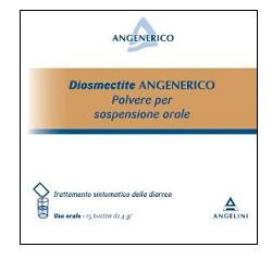 Diosmectite Angenerico 15 Buste