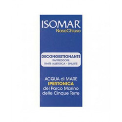 Isomar Spray Naso Chiuso 50 Ml
