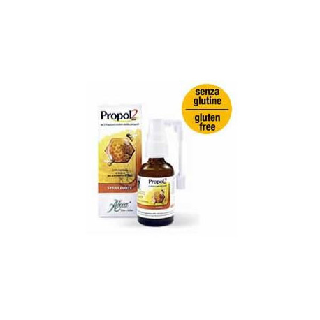 Aboca Propol2 Spray Forte 30 Ml