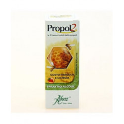 Aboca Propol2 Spray No Alcool 30 Ml