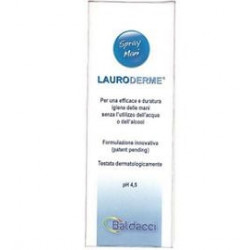 Lauroderme Spray Mani 75ml
