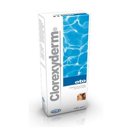 Clorexiderm Oto Liquido 150 Ml