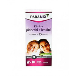 Paranix Trattamento Spray Antipediculosi 100 Ml