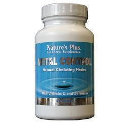Nature's Plus Metal Control 120 Tavolette