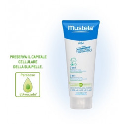 Mustela '2 In 1 Gel Detergente 200 Ml