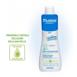 Mustela Bagnetto Mousse Eveil 750 Ml