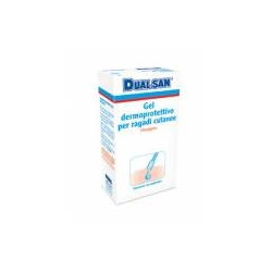Dual Sanitaly Dualsan Gel Ragadi 12 Ml