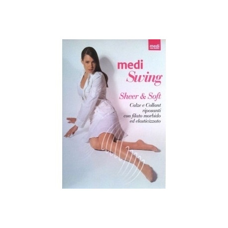Medi Collant Sheer&soft 14 Mmhg