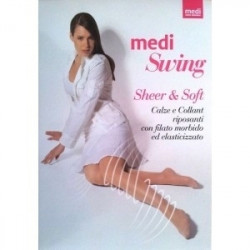 Medi Collant Sheer&soft 18 Mmhg