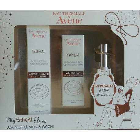 Avene Box My Ystheal