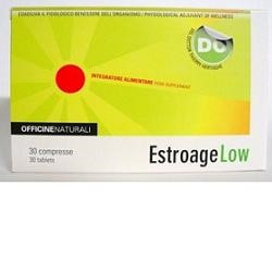Estroage Low 30 Compresse 500mg
