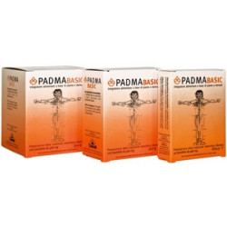 Padma Basic Plus 100 Capsule 47,6g