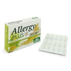 Allergy Plus 30 Capsule Blister 15 G