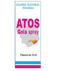 Atos Gola Spray 15 Ml