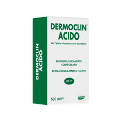 Dermoclin Acido 500ml