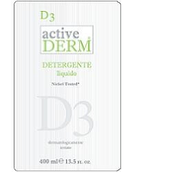 Active Derm Detergente 400ml