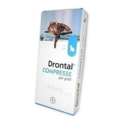 Drontal Gatto 8 Compresse
