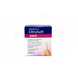Onetouch Ultrasoft 200 Lancette