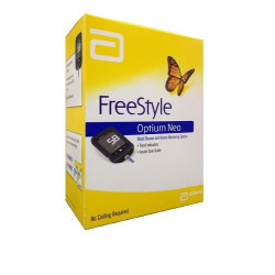 Glucometro Freestyle Optium Neo Misuratore