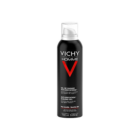 Vichy Homme Gel Da Barba Anti-irritazione 150 Ml