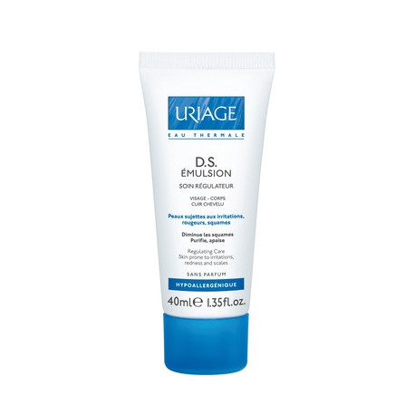 Uriage D.S Emulsione 40 Ml
