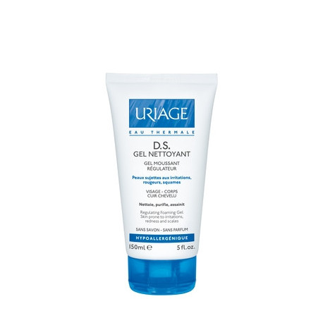 Uriage D.S Gel Detergente 150 Ml