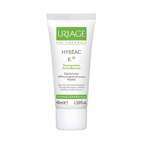 Uriage Hyséac K18 40 Ml