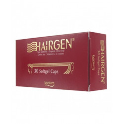 Hairgen Softgel 30 Capsule